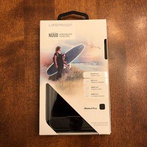 Brand New iPhone 8+  NÜÜD LIFEPROOF CASE